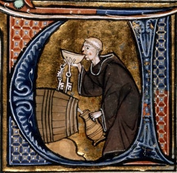 From Li Livres dou Santé by Aldobrandino of Siena (France, late 13th century).
