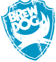 BrewDog logo they blow up crap beer