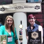Franciscan Well banner, tap, and reps